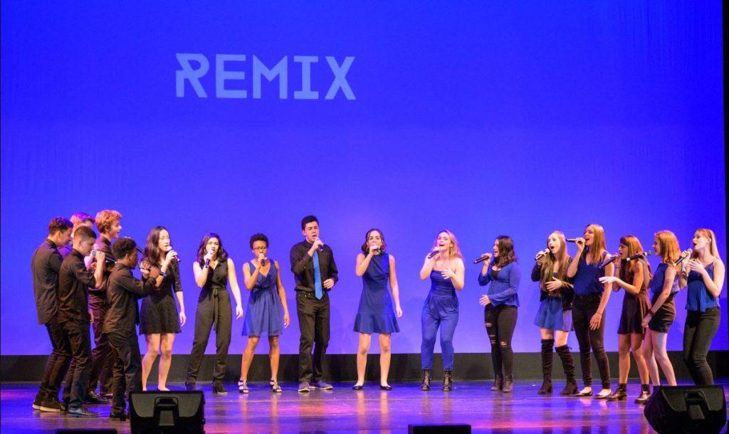 Montclair Kimberley Academy's Remix